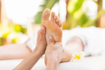 Hands & Feet Reflexology